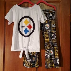 NEW Pittsburgh Steelers 2 Piece Set